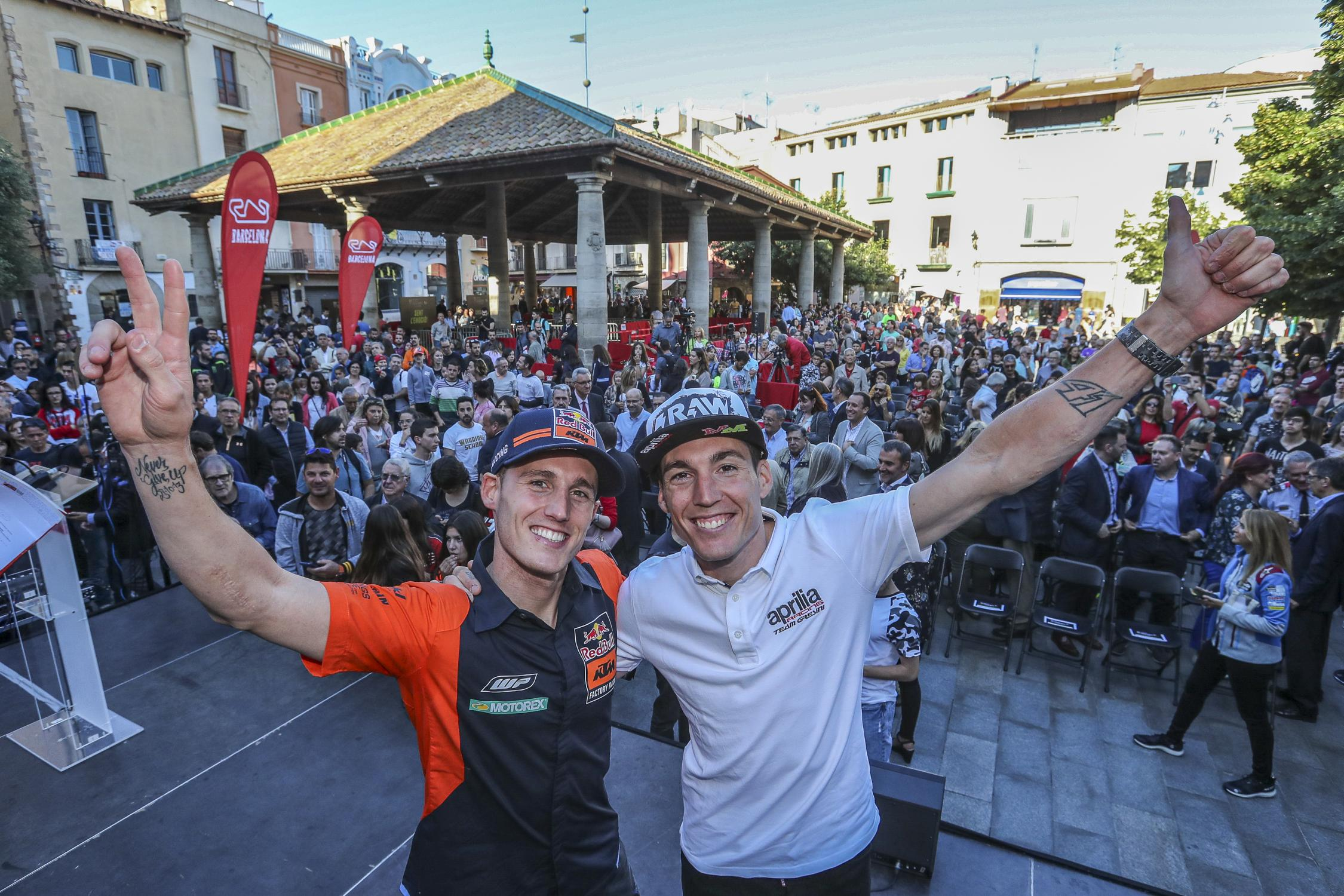 Výsledky tréninků MotoGP Katalánska 2019