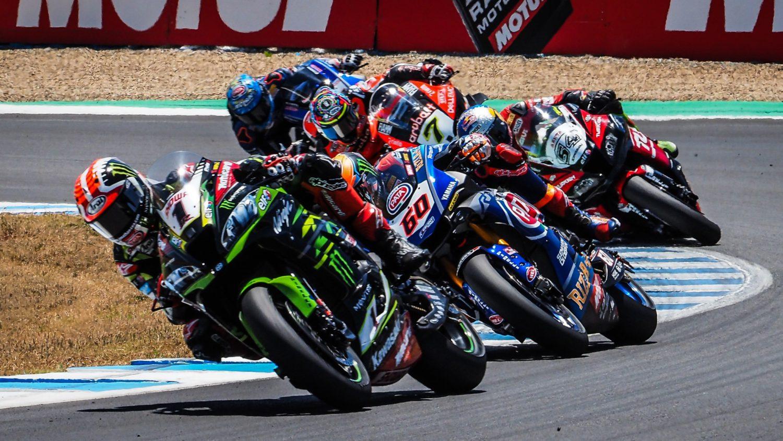 Závodní víkend 21. – 23. června 2019