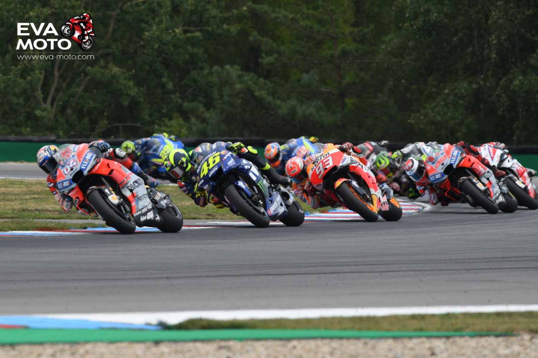 Program a doprovodné akce MotoGP České republiky 2019