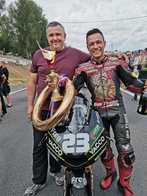 "Indi a Veronika: ""Ulster GP 2019 za dveřmi"""