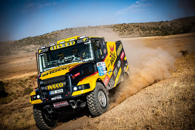 """Big Shock Racing se chystá na Baja Poland a už připravuje další tour """"Posedlí Dakarem"""""""