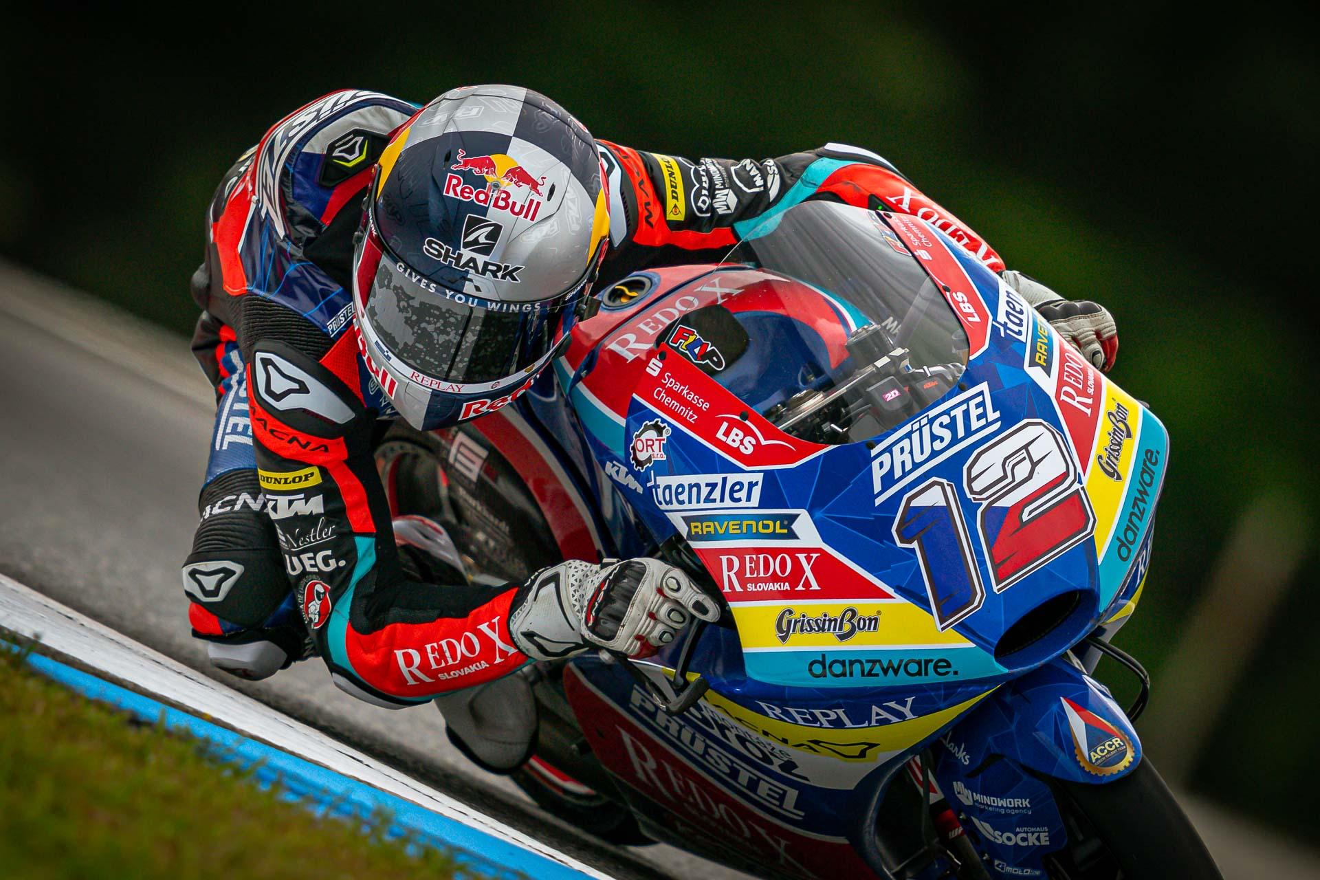 Pozitivní start domácí Grand Prix pro Filipa Salače