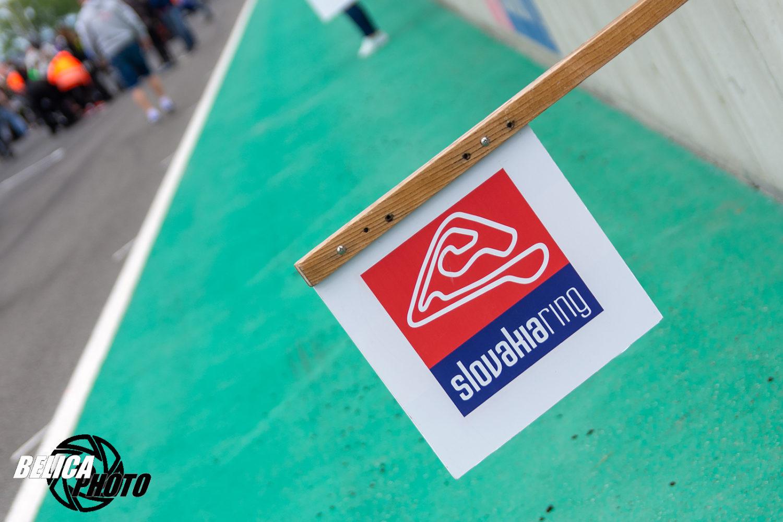 Matěj Smrž k závodům tříd 125SP, 125GP/Moto3 na Slovakiaringu