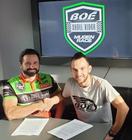 Jakub Kornfeil podepsal u RBA Skull Rider