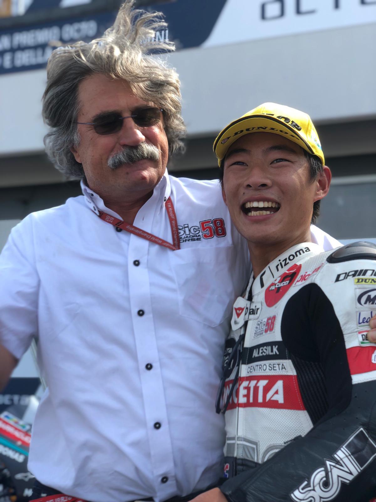 Výsledky závodů MotoGP San Marina a riviéry Rimini 2019