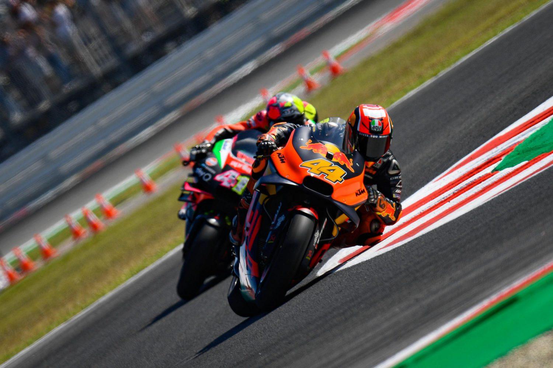 Výsledky kvalifikací MotoGP San Marina a riviéry Rimini 2019