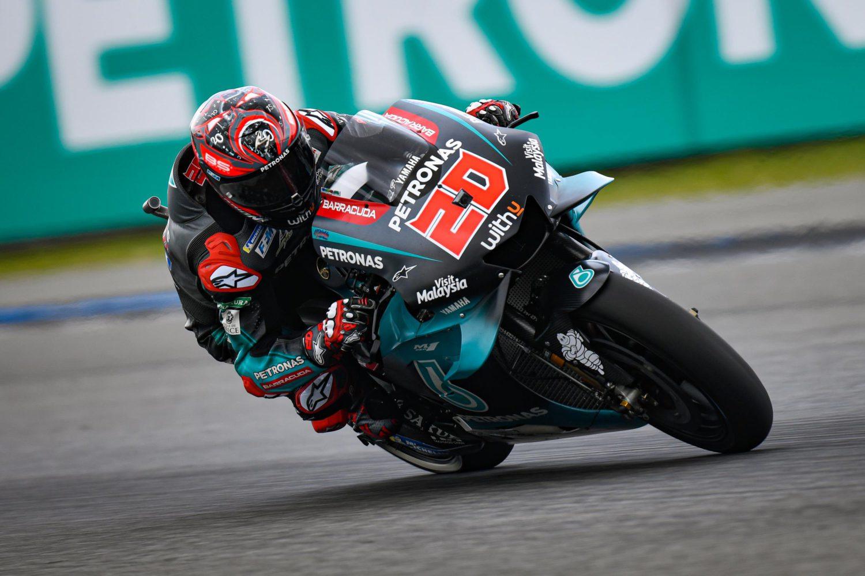 Výsledky tréninků MotoGP Thajska 2019