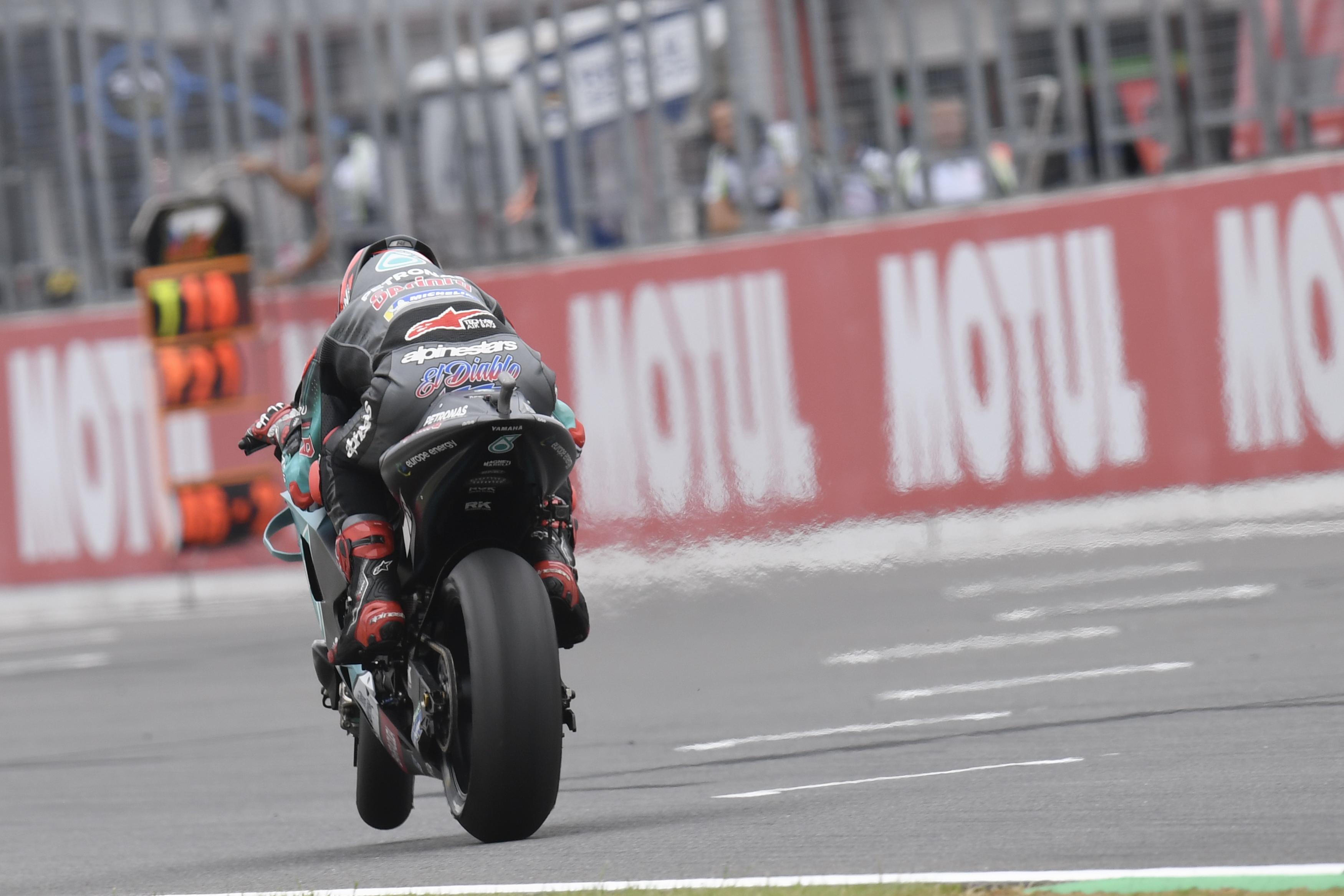 Fabio Quartararo opět nejlepší na úvod japonské Grand Prix