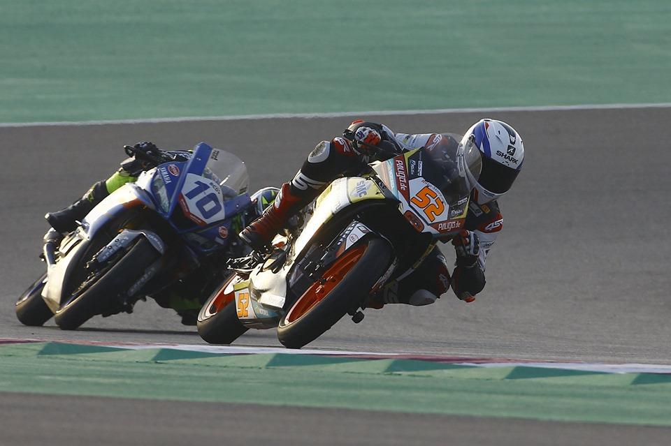 Oliver König po posledních závodech v Kataru