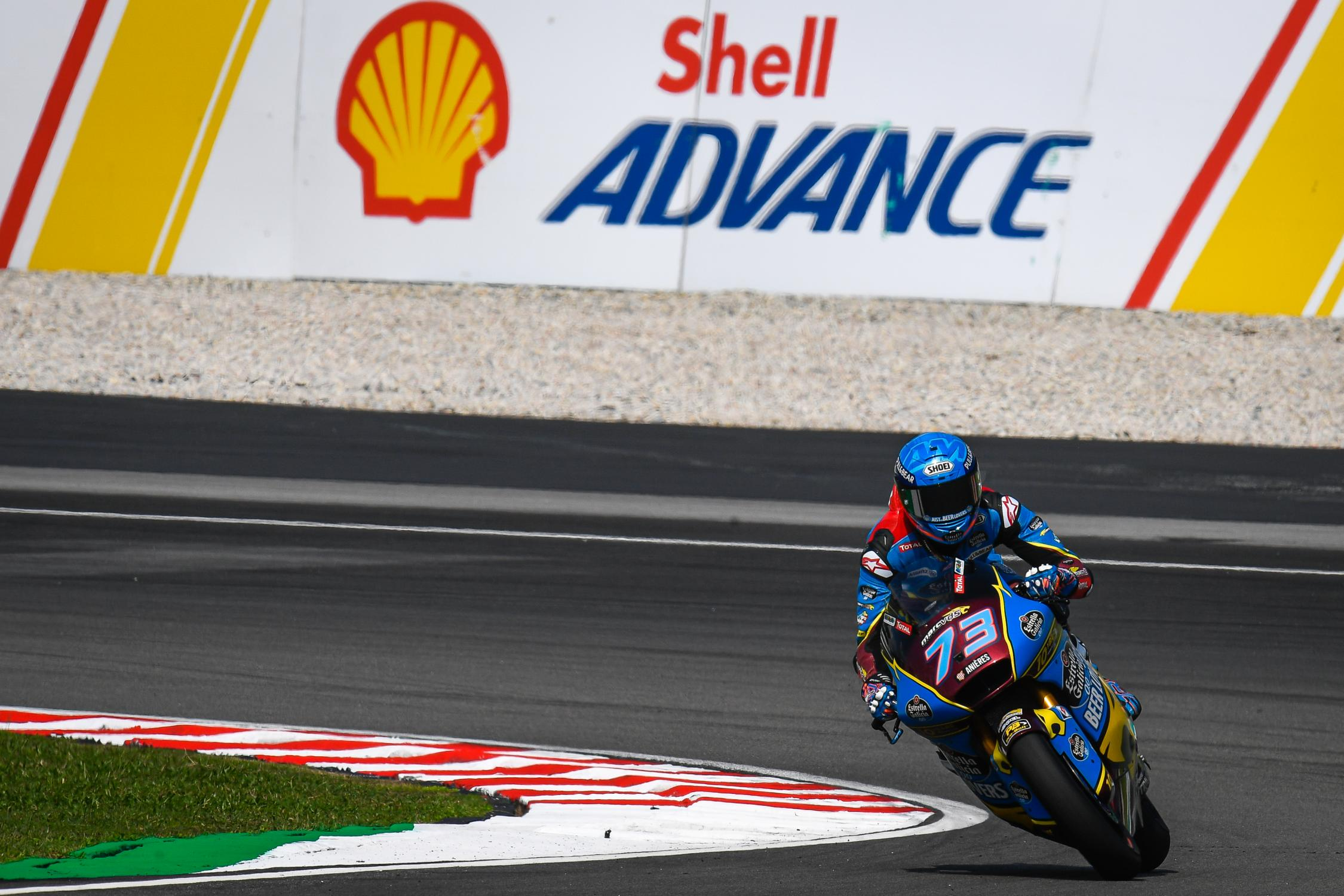 Výsledky závodů MotoGP Malajsie 2019