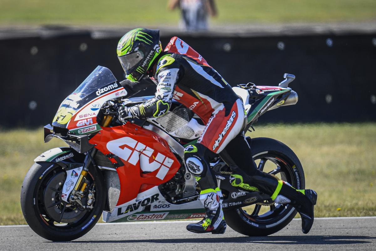 Ze zákulisí motorek MotoGP