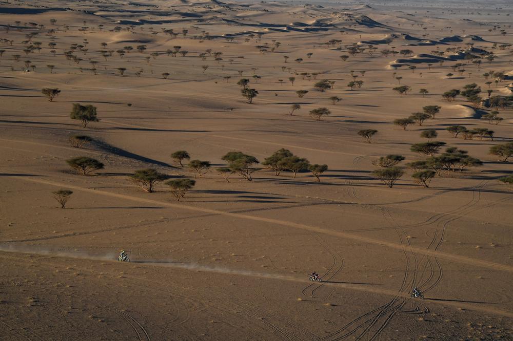 Výsledky 2. etapy rallye Dakar 2020