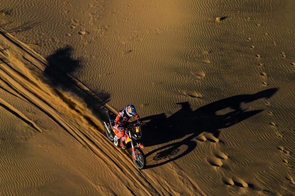 Výsledky 1. etapy rallye Dakar 2020