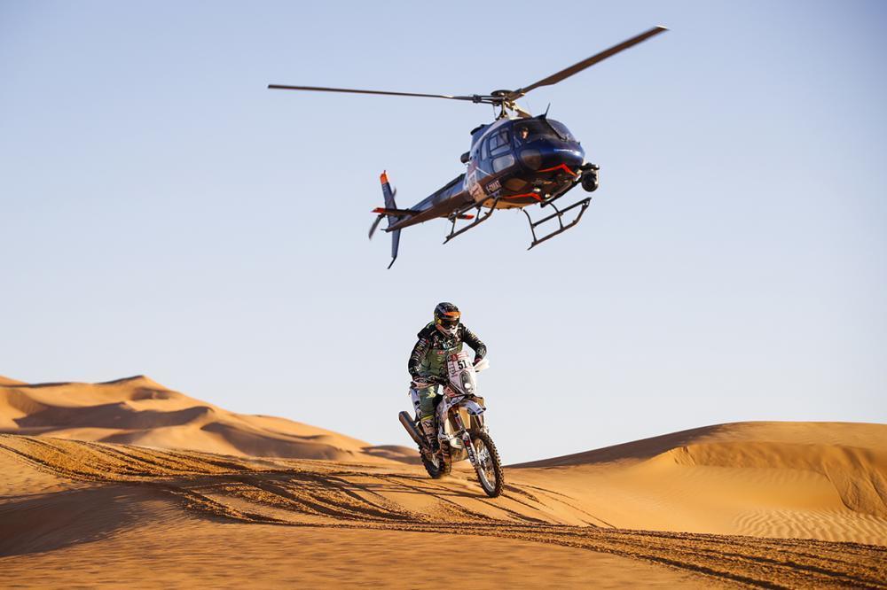 Výsledky 11. etapy rallye Dakar 2020