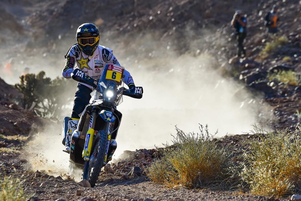 Výsledky 3. etapy rallye Dakar 2020