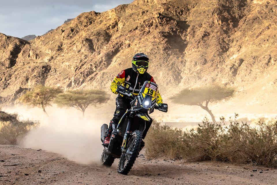 Výsledky 6. etapy rallye Dakar 2020