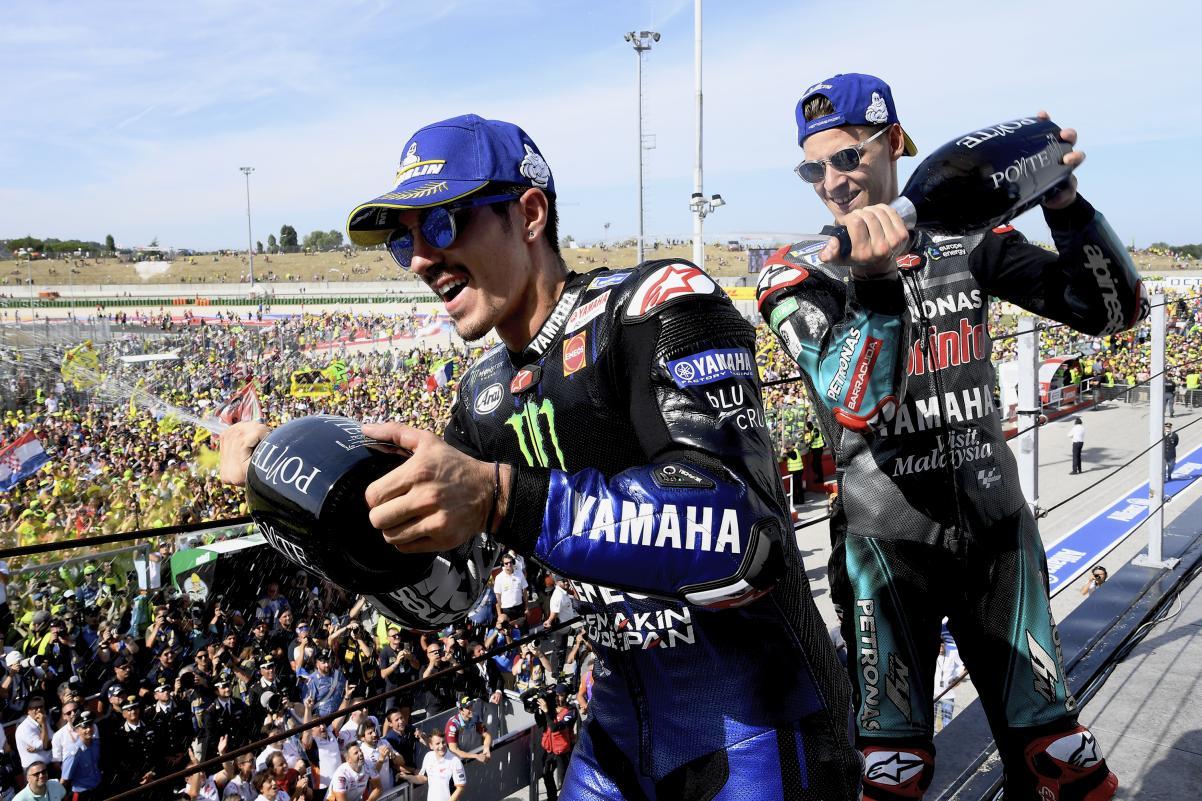 Plány továrního týmu Yamahy do budoucna v MotoGP