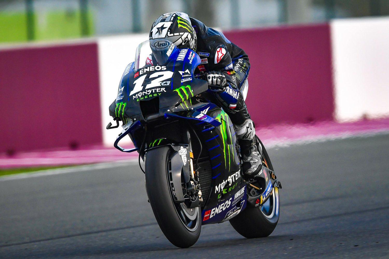 MotoGP testy v Kataru 2020
