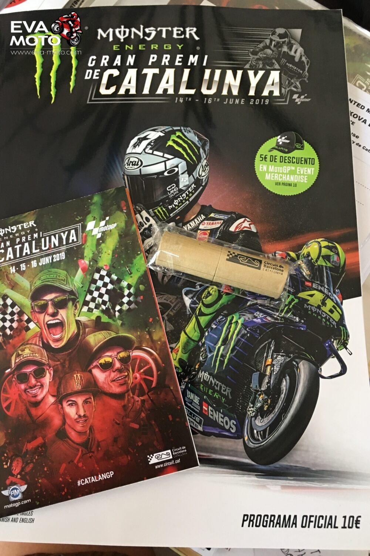 MotoGP Katalánska 2019