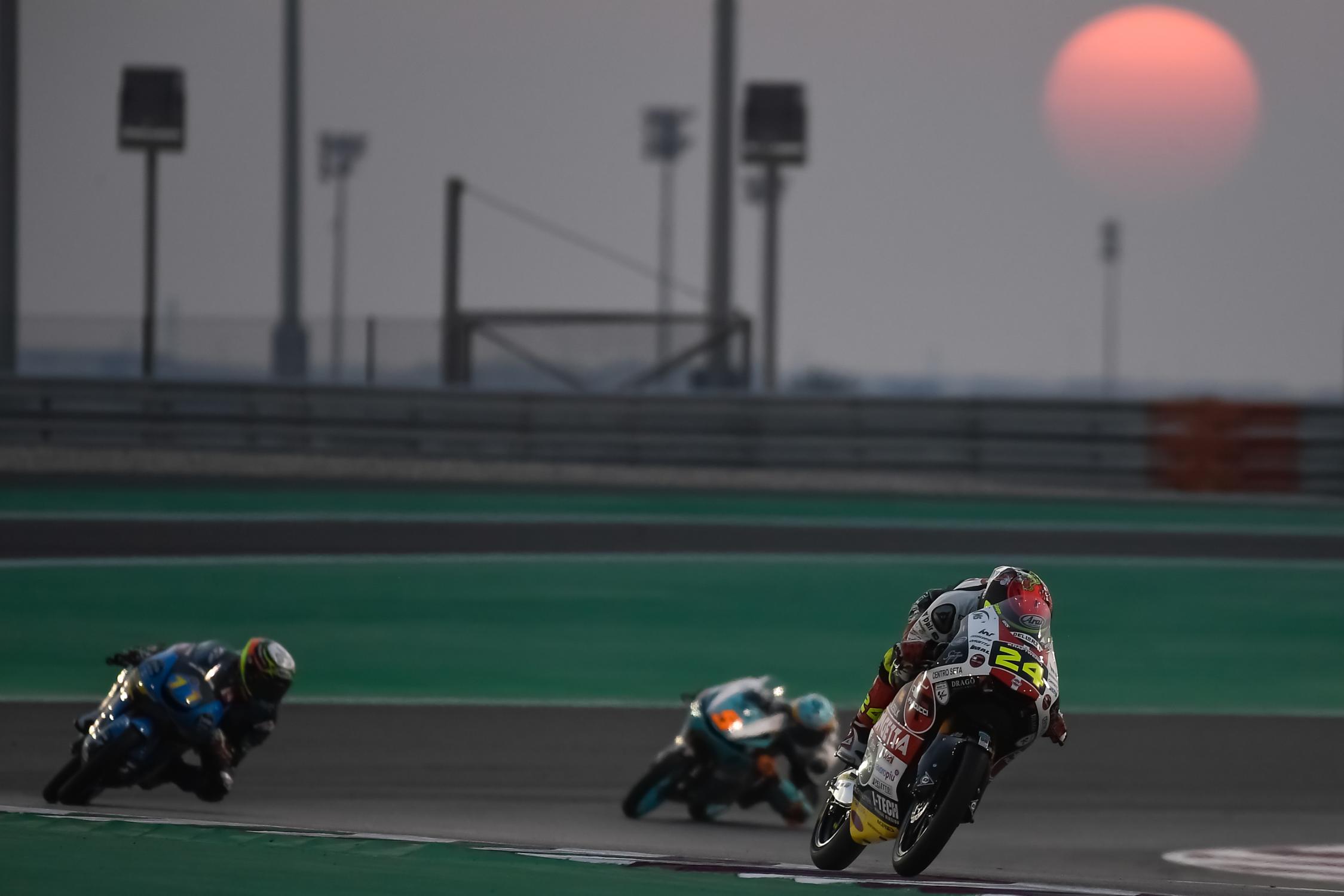 Výsledky závodů MotoGP Kataru 2020