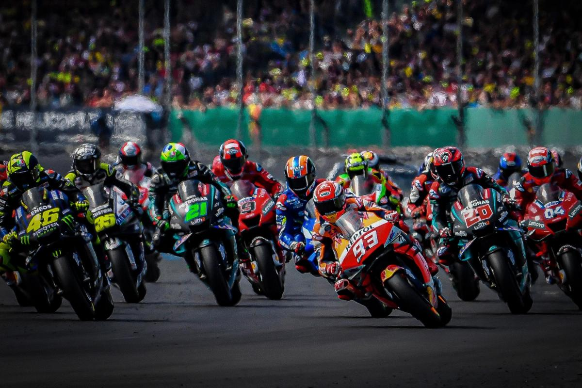 MotoGP: Aktualizovaný kalendář na rok 2020