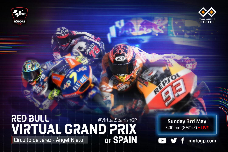 Virtuální Grand Prix Španělska 2020
