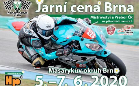 Jarní cena Brna 2020 se odjede v červnu