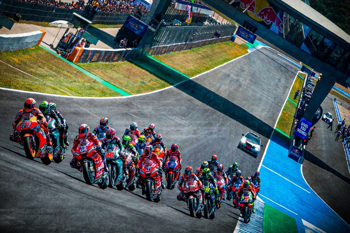 Dorna přichází s návrhem dvou španělských GP a závody WorldSBK v Jerezu
