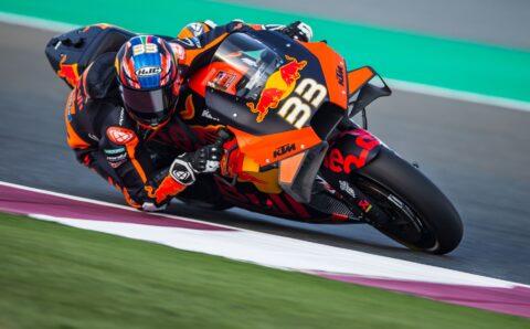 KTM představuje jezdecké složení v MotoGP pro rok 2021