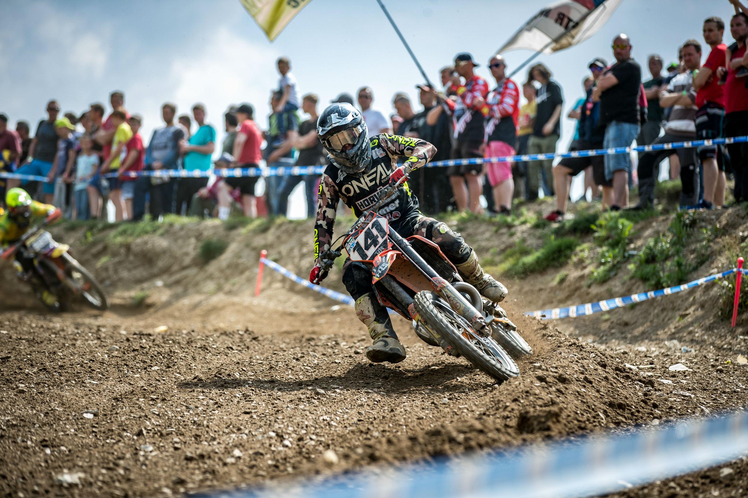 Kůta Mezinárodní mistrovství ČR v motokrosu se rozjede v Dalečíně