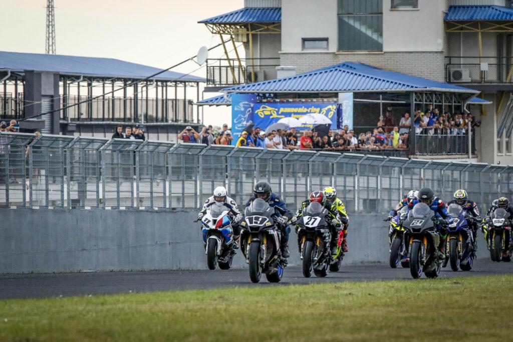 Pannoniaring rozjel sezónu 2020 MMČR SZM na závodních okruzích