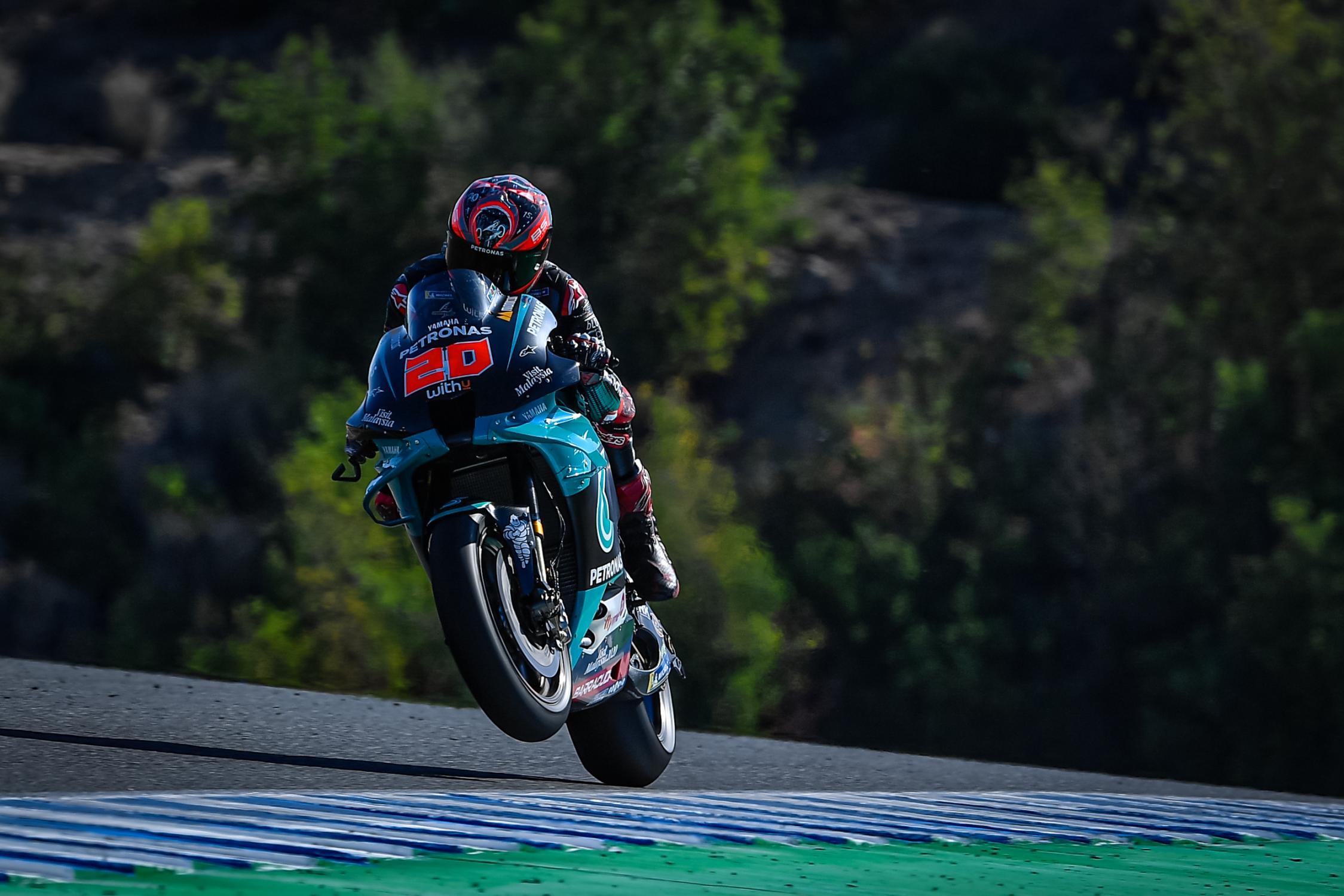 Výsledky závodů MotoGP Španělska 2020