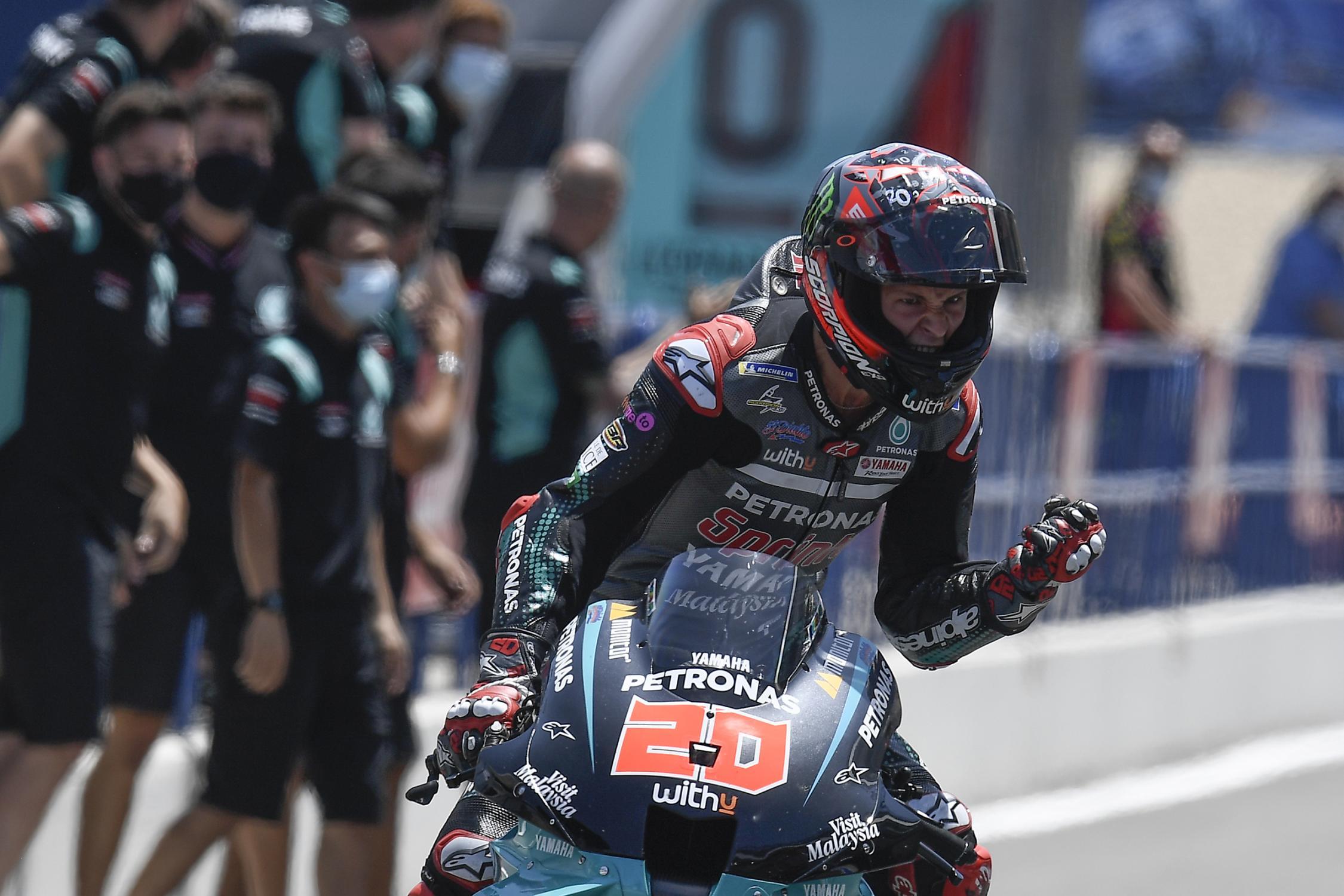 Jezdci MotoGP hodnotí závod v Jerezu
