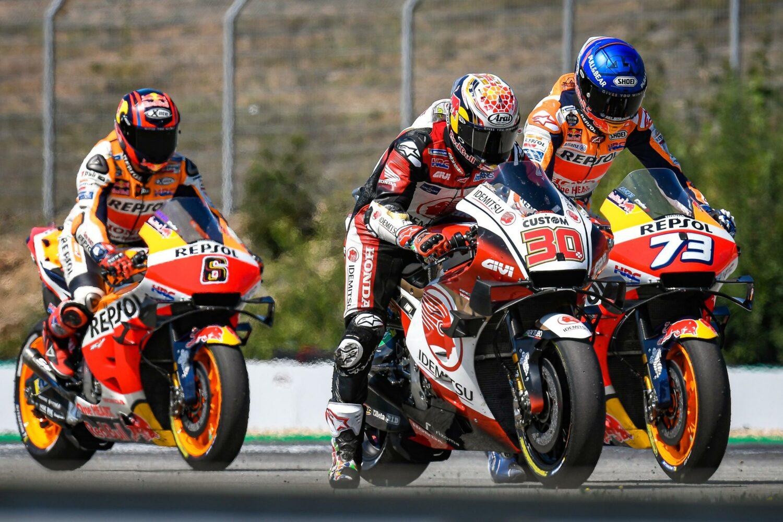 Závody MotoGP České republiky 2020