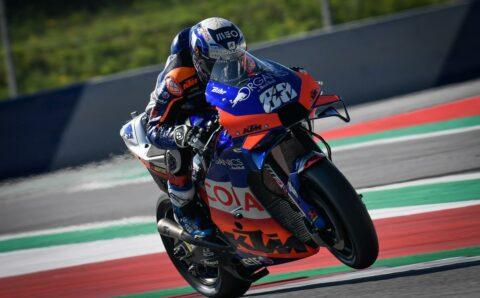 Závody MotoGP Štýrska 2020