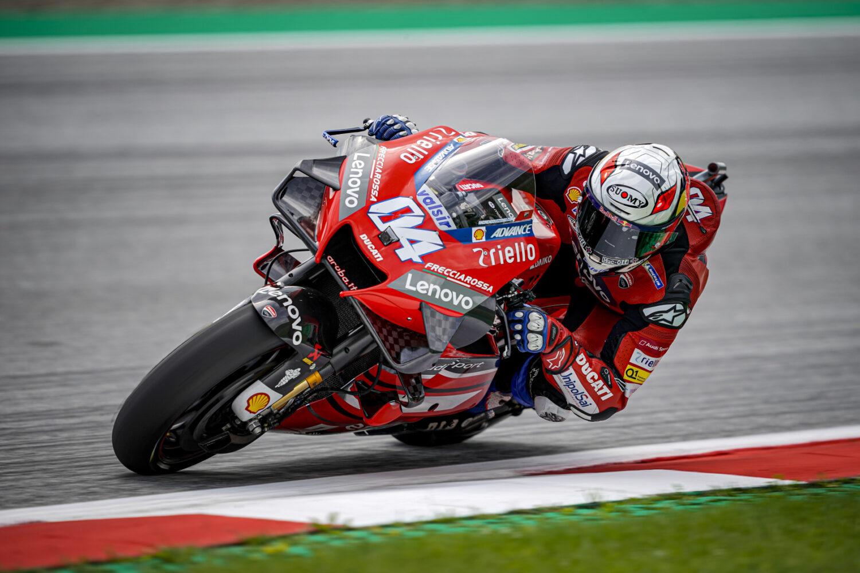 Závody MotoGP Rakouska 2020