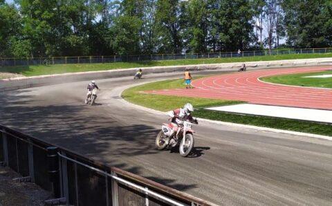 Druhé letošní závody ve flat tracku se odjely v Kopřivnici
