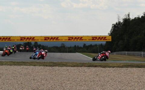 Česká Velká cena MotoGP tentokrát bez diváků