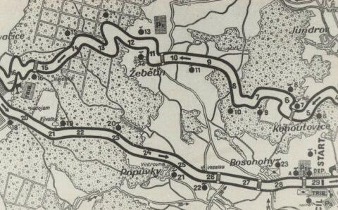 Výročí slavné brněnské závodní trati