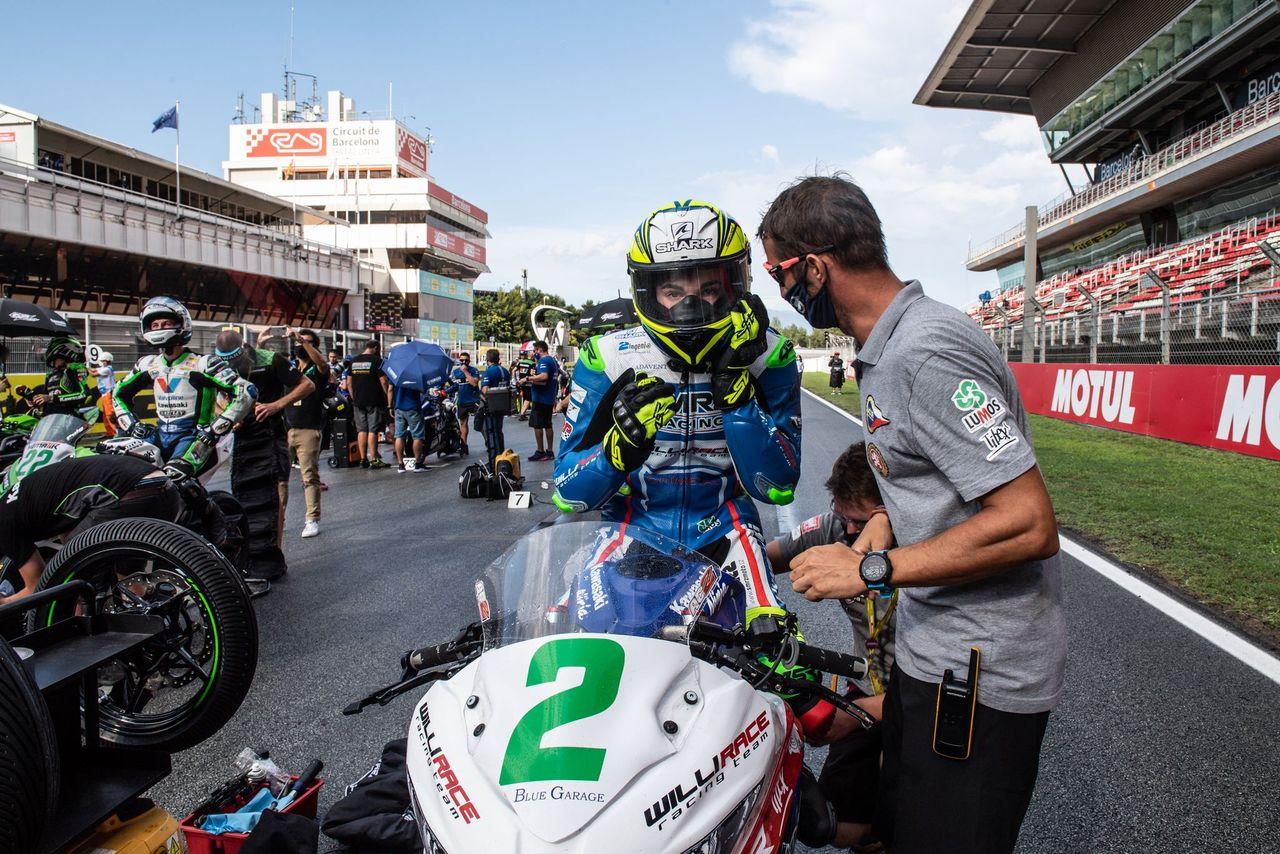 ACCR Czech Talent Team – Willi Race a ACCR Smrz Racing by Blue Garage před posledními závody sezóny