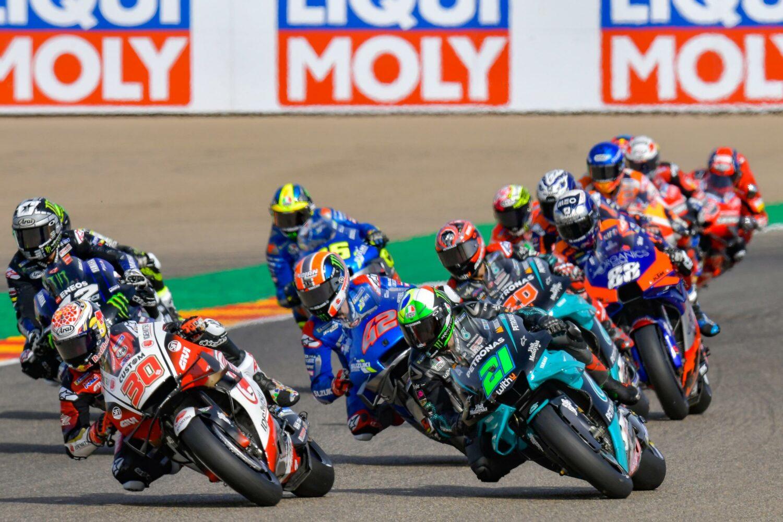 Tři závody v řadě, to bude finále letošní sezóny MotoGP