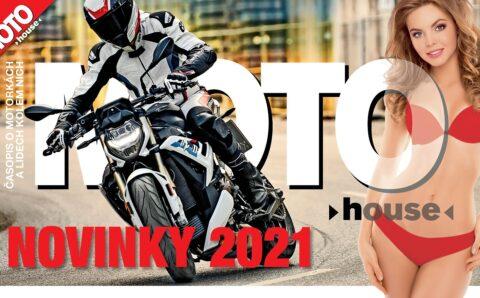 Právě vychází Motohouse 12/2020