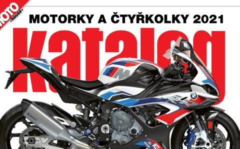 Motohouse: Katalog motocyklů a čtyřkolek 2021
